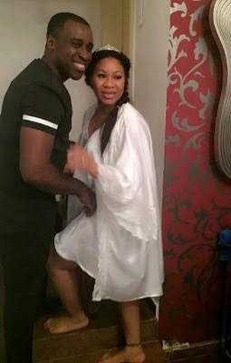 """Frank Edoho Of """"Who Wants To Be A Millionaire"""" & Wife Welcome Second Child"""